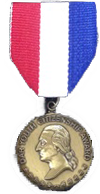 DAR Good Citizen Medal